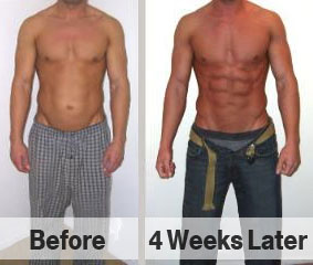 HGH bodybuilding Before and After