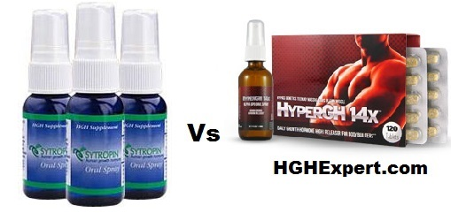 Sytropin vs Hypergh 14x